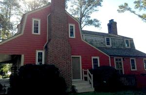 Thomas Norcom House in Chowan County, North Carolina